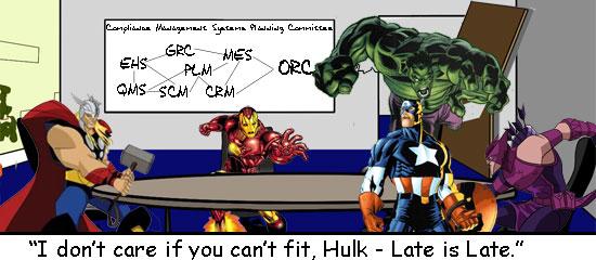 Compliance Avengers