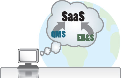 SaaS for Quality and EH&S Management