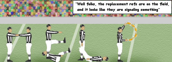 Replacement Refs