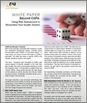 Free CAPA White Paper - Download Now