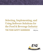 EtQ Food eBook