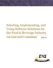 EtQ Food eBook