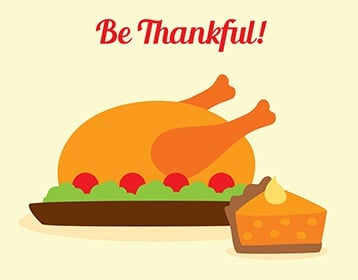 Thoughts from the EtQ Family: What We're Thankful For