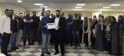 EtQ Announces Latest Culture Ambassador Award Winners