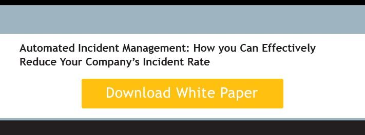 How to reduce your incident rate with automated solutions
