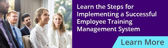 Learn the steps of a successful employee training management system