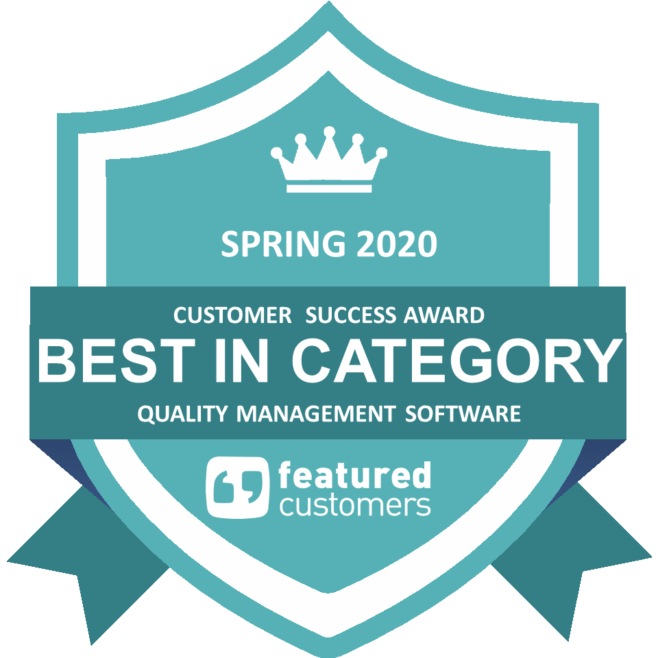 "ETQ Recognized as ""Best in Category"" in Quality Management Software"